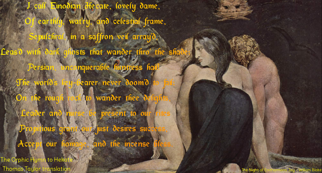 Hymn to Hekate desktop wallpaper