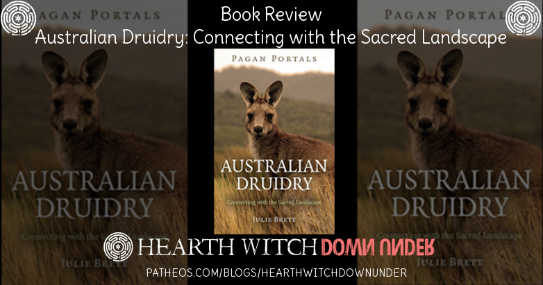 A great book that is all about adapting Druidry and Paganism to the uniqueness that is Australia.