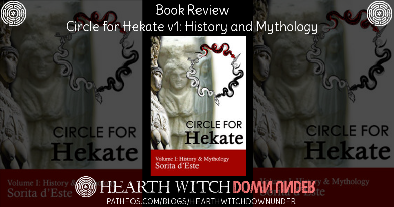 Book review for Circle for Hekate volume 1