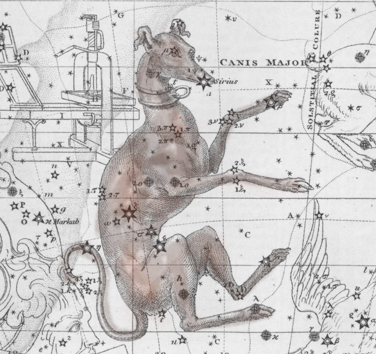 Hekate, Isis and the Dog Star Sirius: Welcome to the Dog Days!