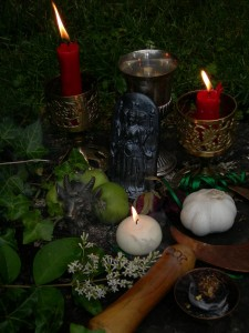 Shrine to the Goddess Hekate (2005)