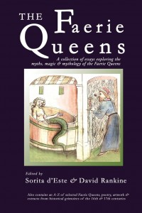 Cover of The Faerie Queens.
