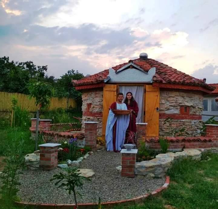 Modern Traditional Temple to the Gods in Bulgaria, dedicated to the Ancient Pagan Gods, including Hekate.