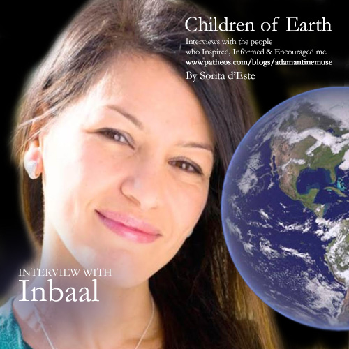 Inbaal, Interview for Children of Earth with Sorita d'Este on Pagan Patheos