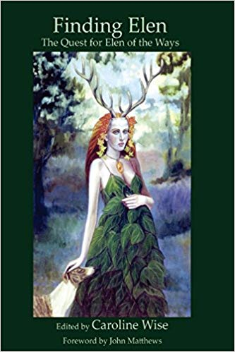 The book Elen of the Ways, exploring the Horned Goddesses, by Caroline Wise - discussed in the interview with Sorita d'Este.