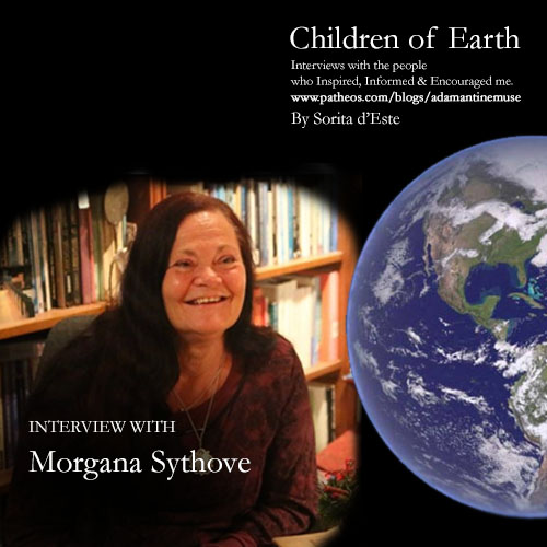 Morgana Sythove - PFI, Gardnerian High Priestess of Wicca interview with Sorita d'Este.