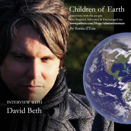 David Beth, Vodou Gnostic Teacher and Writer, Children of Earth Interview on Patheos Pagan with Sorita d'Este