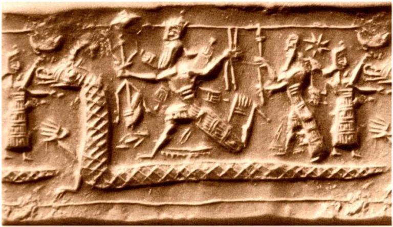 tiamat assyrian goddess