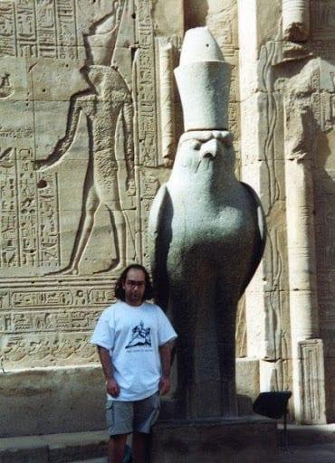 Payam Nabarz (Egypt)