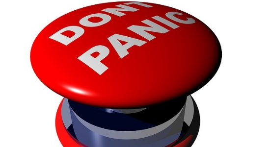 Don't panic button cropped