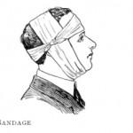 Antique bandage images--cropped