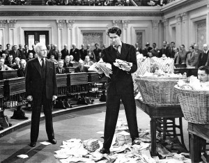 A politician walks away from politics to stand on principle. Now that's a movie Frank Capra could've written. If only I could convince fellow progressives.