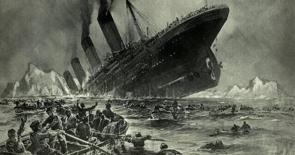 Der Untergang der Titanic