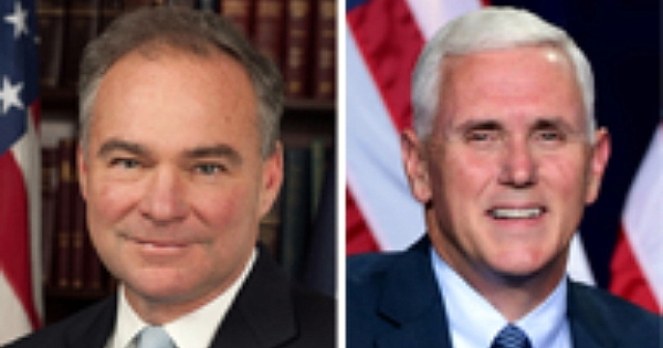 Kaine and Pence resized