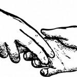 Secret handshake--cropped