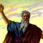 Moses' Farewell