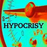 Breaking the hypocrisy meter