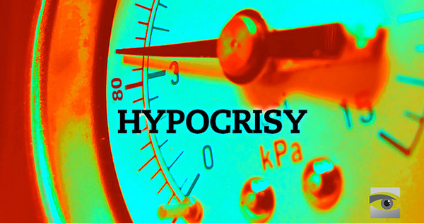 Hypocrisy, thy name is the Religious Right. But does being a hypocrite mean they don't really believe in Christian doctrine?