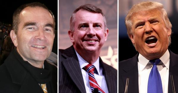 Trumpian racial fearmongering in the Northam/Gillespie gubernatorial contest shows that Virginia isn't just for lovers. It's for haters, too.