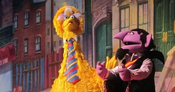 In the age of Trump and Charlottesville, can you tell me how to get to Sesame Street's multicultural, humanistic values? One idealistic young person at a time.