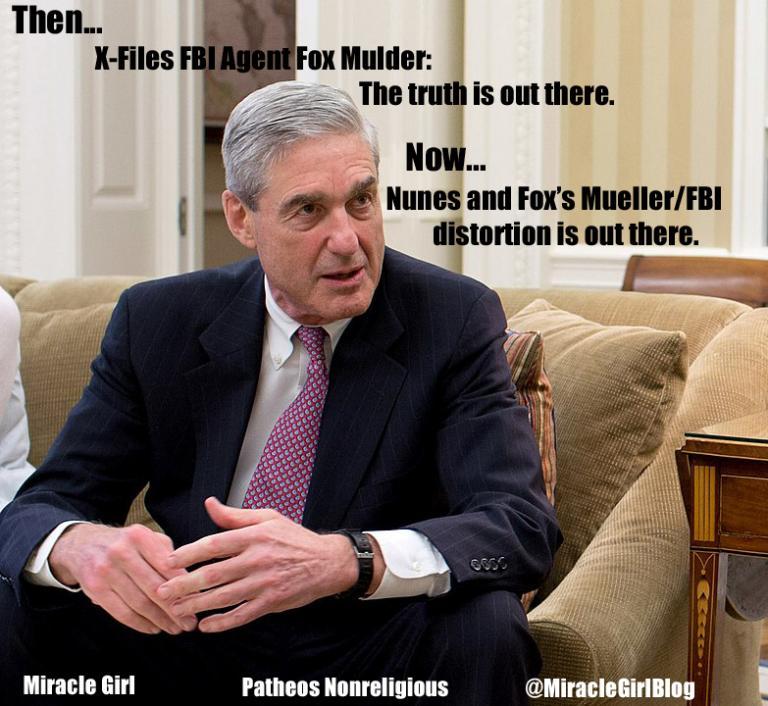 X Files Mueller Meme Stephanie Savage