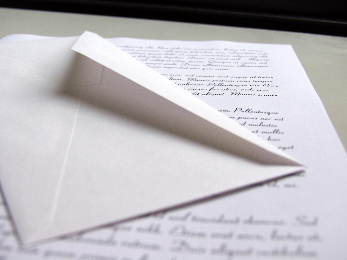 Image result for open letter