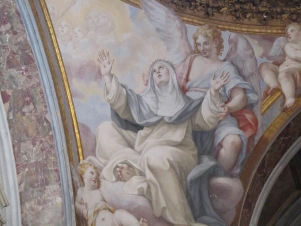 St. Catherine of Siena, Doctor of the Church, Santa Sabina Basilica, Rome/Elizabeth Scalia