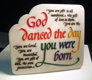 god danced
