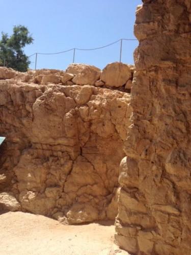 Qumran Image mine, 2014