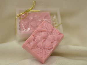 Japanese Cherry Blossom Soap. Sold out.