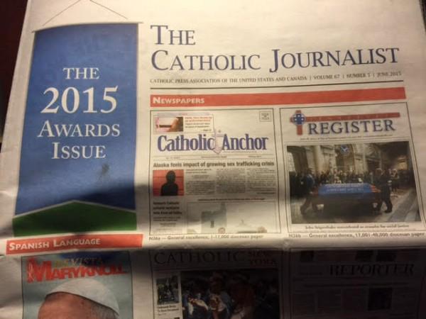 The Catholic Press Association, Naming Names