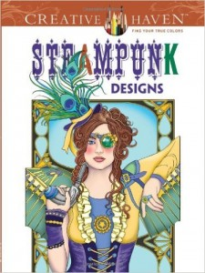 steampunk coloring