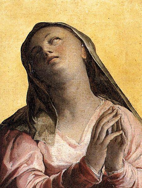 Assumption of Mary/Federico Zuccaro,circa 1540–1541/Public Domain