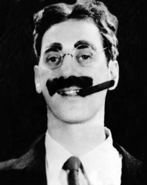 """If you're not having fun, you're doing something wrong.""  ― Groucho Marx/ WikimediaCommons, Public Domain"