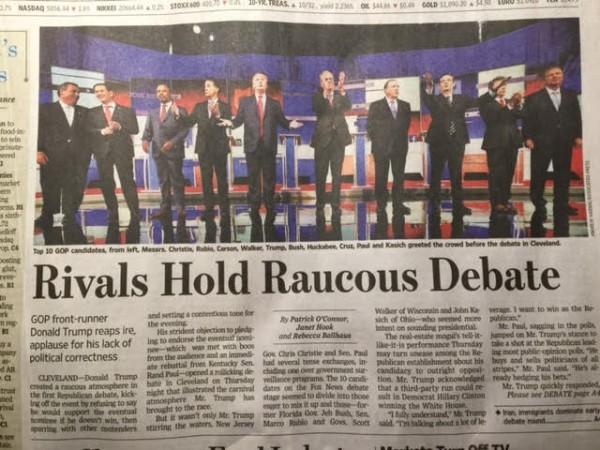 headline gop
