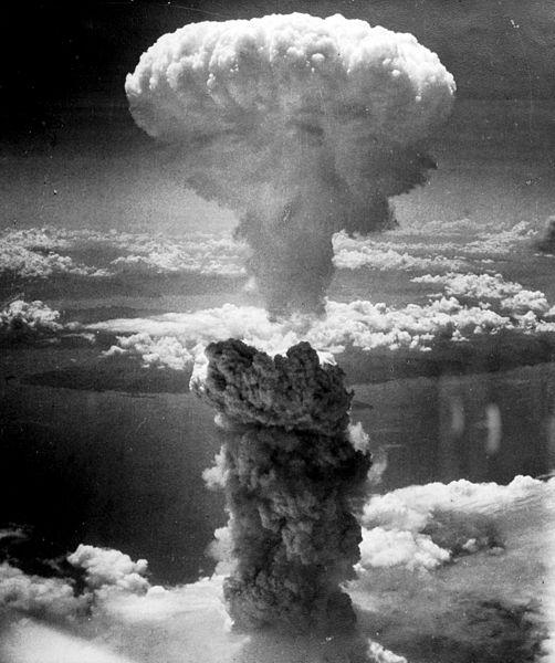 Atomic Bomb, Nagasaki/Public Domain