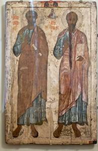 Icon of Saints Peter and Paul/Public Domain