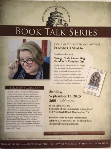 seminary talk