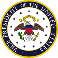 Seal of the Vice President of the U.S.