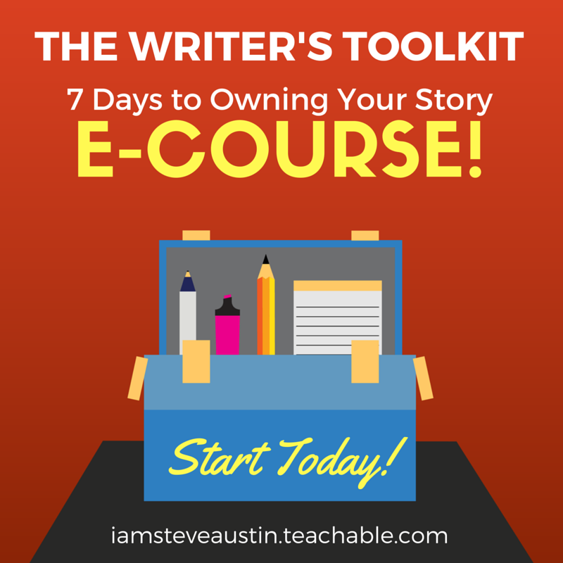 7 days to owning your story
