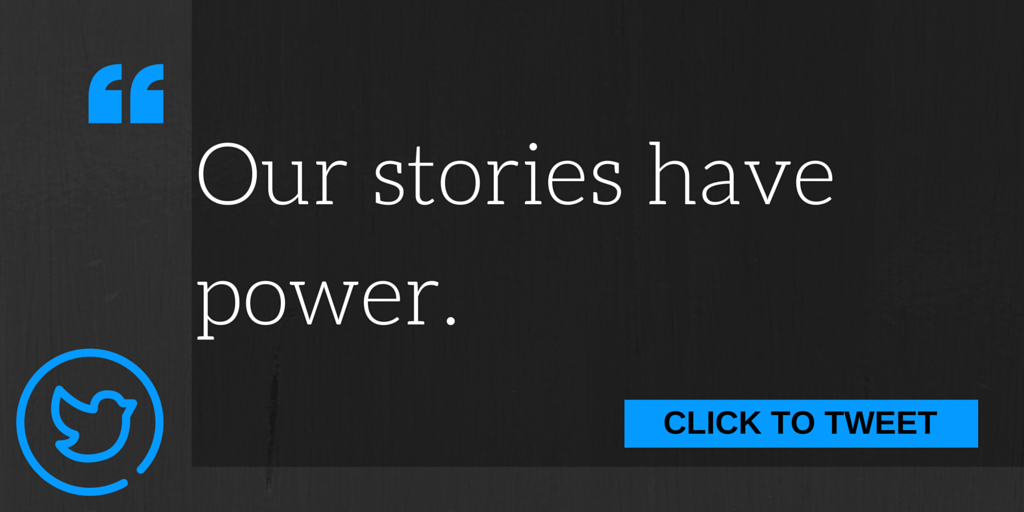 Our stories have power. Here's five steps to owning yours.