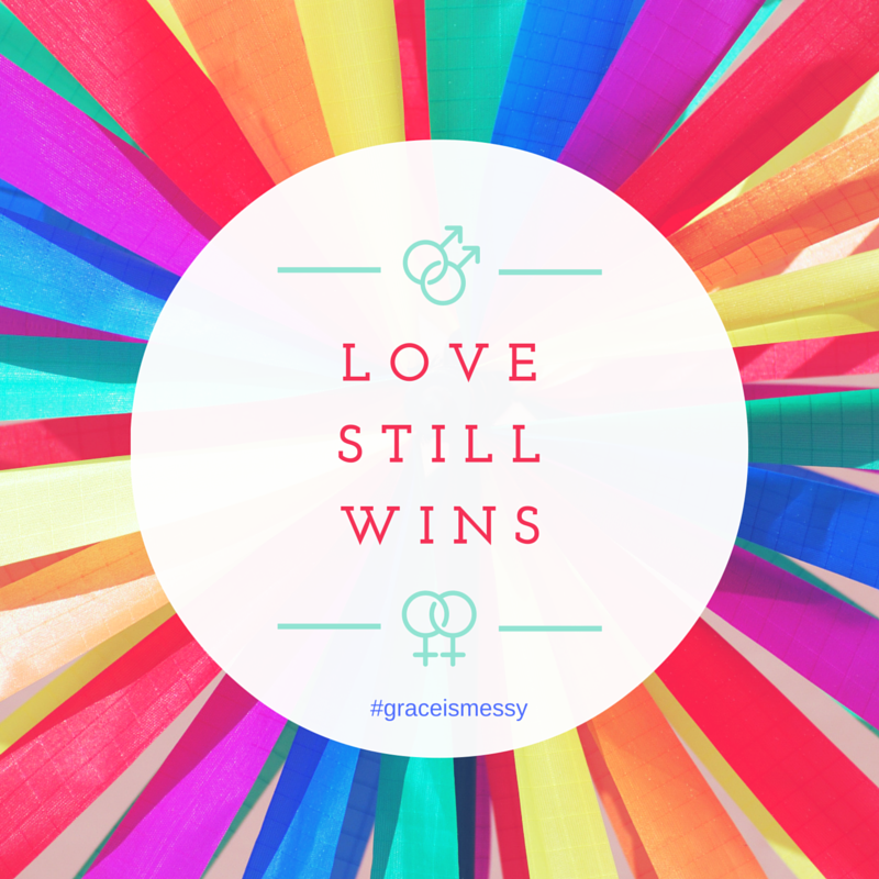Celebrating Obergefell One Year Later: Love Still Wins