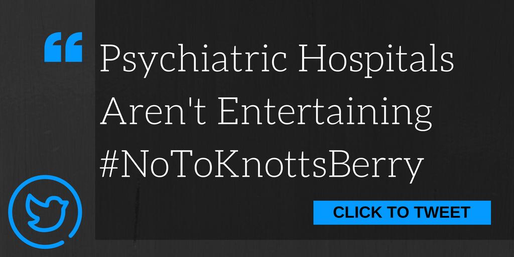 No to Knott's Berry