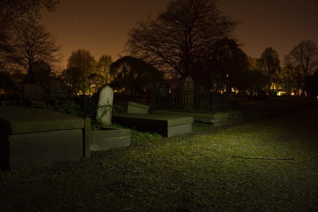 Funerals and Fireflies: Ch 1