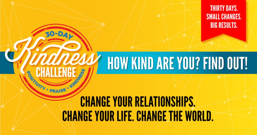 Join my 30-Day Kindness Challenge!