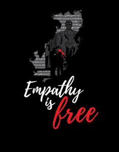 EMPATHY IS FREE TEE FINAL