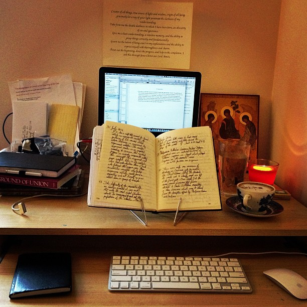 My Desk at Home