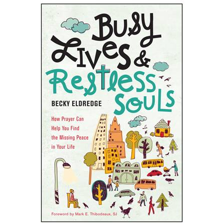 Book Cover for Busy Lives, Restless Souls