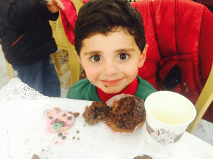 The Face of a Refugee Photo credit: MECC