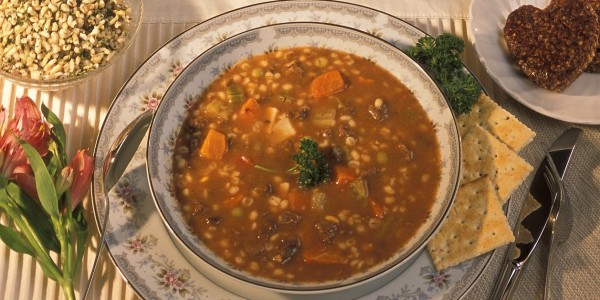 Bowl of Soup CC0 Public Domain ~ Pixabay